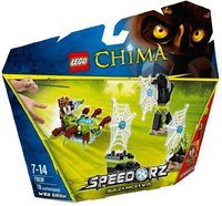 LEGO Legends of Chima - Spinnennetz (70138)