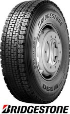 Bridgestone W 990 315/80 R22.5 154/150M