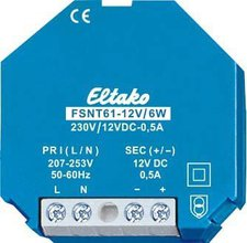 Eltako Schaltnetzteil FSNT61-12V/6W