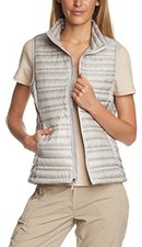 Patagonia Women's Ultralight Down Vest Tailored Grey
