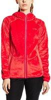 The North Face Women's Mossbud Full Zip Fleece Hoodie