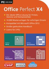 BHV Office Perfect X4 (DE (Win) (ESD)