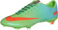 Nike Mercurial Vapor IX FG neo lime/metallic silver/polarized blue/total crimson