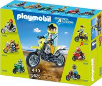 Playmobil Sports & Action - Cross Bike (5525)