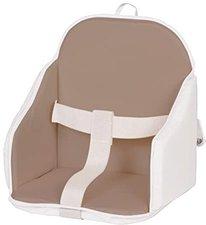 Candide Sitzverkleinerer PVC makrone/weiß
