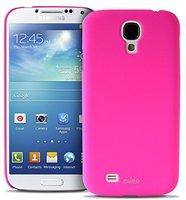 Puro Soft Cover rosa (Samsung Galaxy S4)
