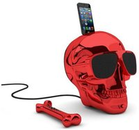 JMJ AeroSkull HD Red