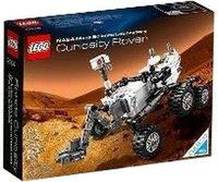 LEGO NASA Mars Science Laboratory Curiosity Rover (21104)