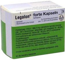 EMRA-MED Legalon Forte Kapseln (60 Stk.)
