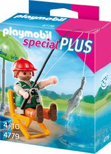 Playmobil Special Plus - Angler mit großem Fisch (4779)