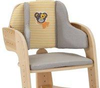 Herlag Sitzpolster für Tipp Topp Comfort grau