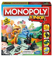 Hasbro Monopoly Junior Refresh