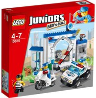 LEGO Juniors - Polizeiwache (10675)