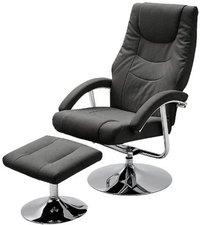 MCA-furniture Relaxsessel Florida schwarz