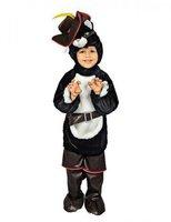 Körner Gestiefelter Kater Kinder-Kostüm