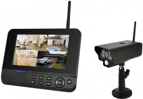 Comag Digitales Kamera-Überwachungsset mit 4 Kameras