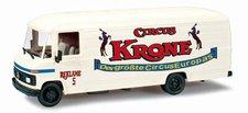 """Herpa Mercedes-Benz 508 Kasten  """"Circus Krone """" (090773)"""