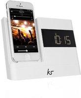 Kitsound XDock2 weiß