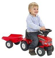 Falquet & Cie Traktor Farm Mustang 350S + Anhänger (1080B)