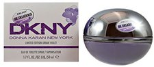 DKNY Be Delicious City Blossom Urban Violet Eau de Toilette (50 ml)
