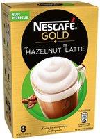 Nescafe Hazelnut (8 Stk.)