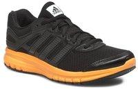 Adidas Duramo 6 black/solar zest