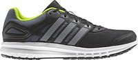 Adidas Duramo 6 black/solar slime/tech grey metallic