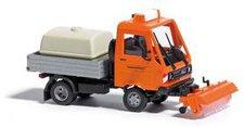 Busch Multicar Straßenmeisterei mit Kehrmaschine (42216)