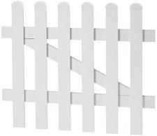 KM-Zaun Tür 1-flg. gerade 96 x 100 cm