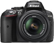 Nikon D5300 Kit 18-55 mm [Nikon VR II]