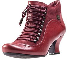 Hush Puppies Vivianna Multi Leather Red