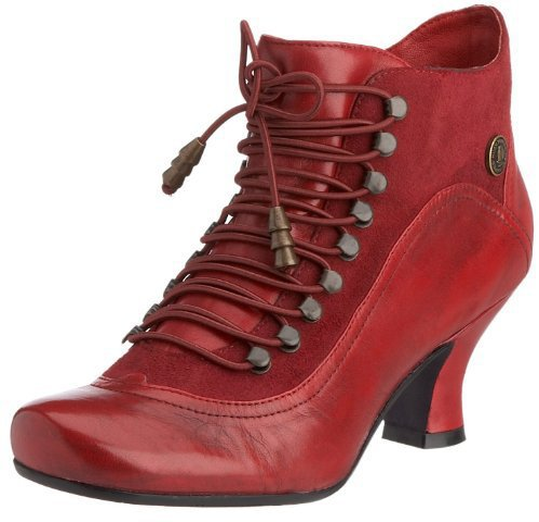 Hush Puppies Vivianna Multi Leather Red