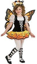 Rubies Monarchfalter Kostüm für Mädchen (883665)