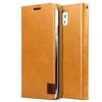 Zenus Signature Diary Ledertasche sand beige (Galaxy Note 3)