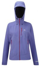 Mountain Equipment Women's Trojan Hooded Jacket Iris