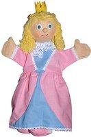 Trullala Handpuppe Prinzessin rosa 30 cm