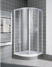 Kermi Viertelkreis-Duschkabine Nova 2000 90x90x185