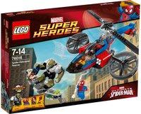 LEGO Super Heroes - Rettung mit dem Spider-Helikopter (76016)
