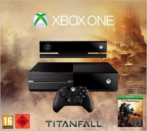 Microsoft Xbox One 500GB + Titanfall