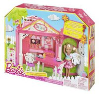 Barbie Chelsea Haus Spielset (BDG50)