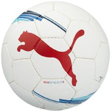 Puma Ball Evospeed Hb White-Ribbon Red-Limoges-Directoire Blue