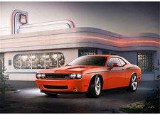 Revell 2009 Dodge Challenger SRT 8 (07187)
