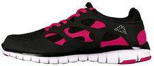 Kappa Fox black/pink