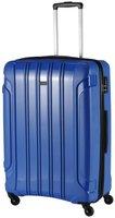 Travelite Colosso 4-Rollen-Trolley 76 cm blau