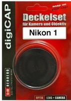 S+M Rehberg digiCAP Deckelset Nikon 1