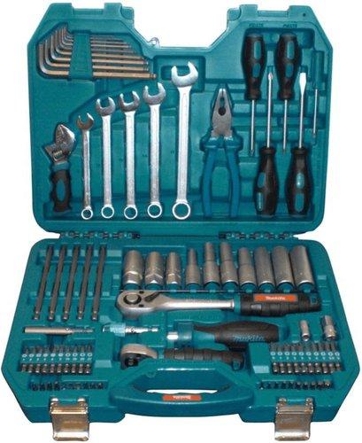 Makita Werkzeug-Set 83-tlg. (P-90093)