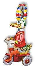 Wilesco Ente auf Dreirad (10284)