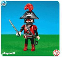 Playmobil Kapitän der Piraten (7531)