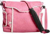 Wallaboo Wickeltasche Nore pink