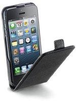 Cellular Line Flap Essential schwarz (iPhone 5C)